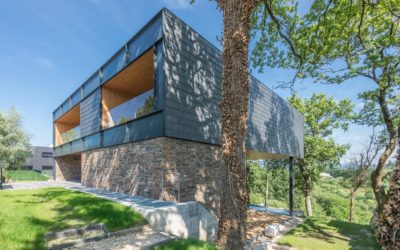 Natural Slate Cladding: An Ecological Design Solution