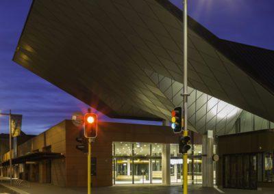 Christchurch Bus Exchange