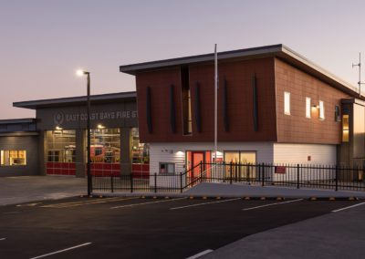 East Cost Bays Fire Station_Symonite_Terreal